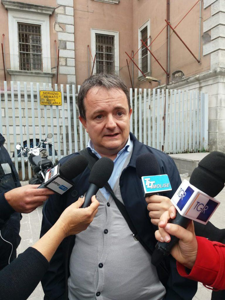 Dalle evasioni al ritrovamento di cellulari, Di Giacomo: «Sistema carcerario sempre più fragile»