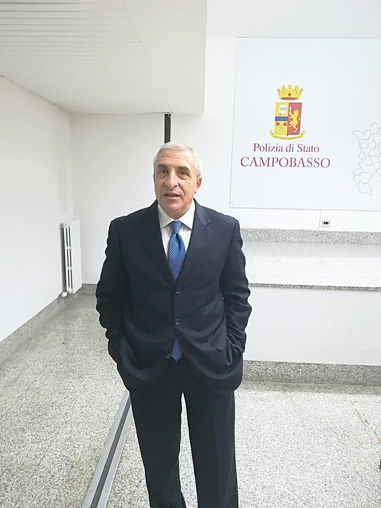 Campobasso, Caggegi lascia via Tiberio: ancora 'top secret' il successore