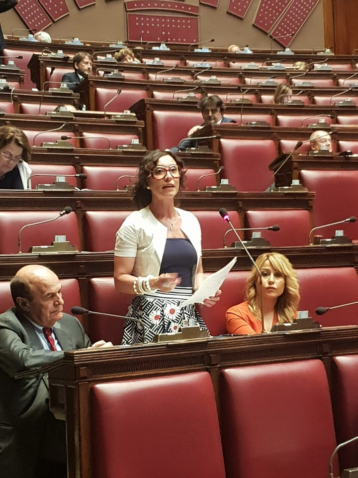 Occhionero sceglie il futuro: «Leu ha perso slancio, con Renzi si può lavorare»