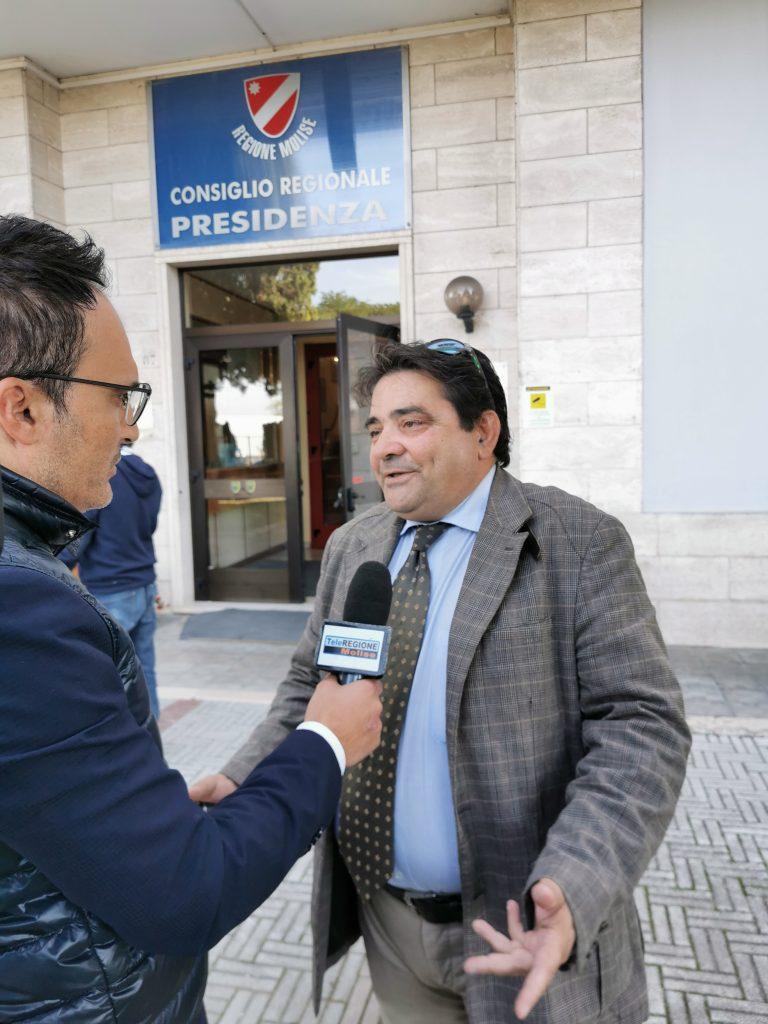 Giornalista aggredita, le scuse accettate di Pietro Sacco: «Ho sbagliato nei modi e con le parole»