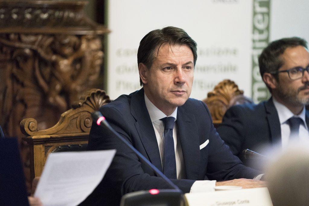 Conte ufficializza la firma del Cis: in Molise l'11 ottobre
