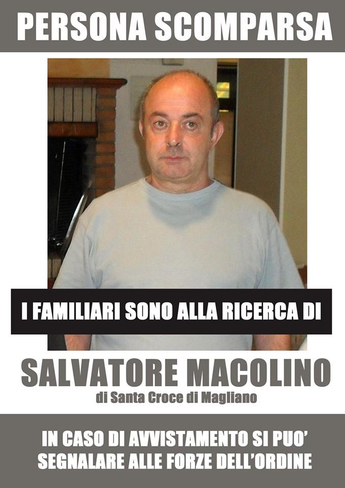 Santa Croce, Salvatore Macolino è rientrato a casa