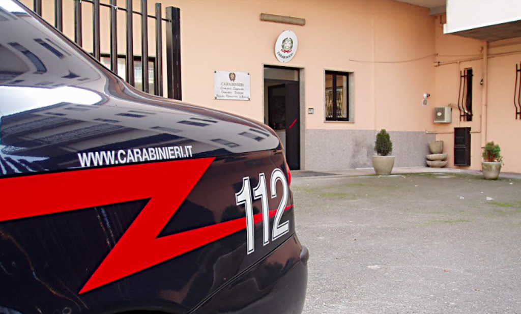 Guardiaregia, la banda dell'oro rosso bloccata dai Carabinieri