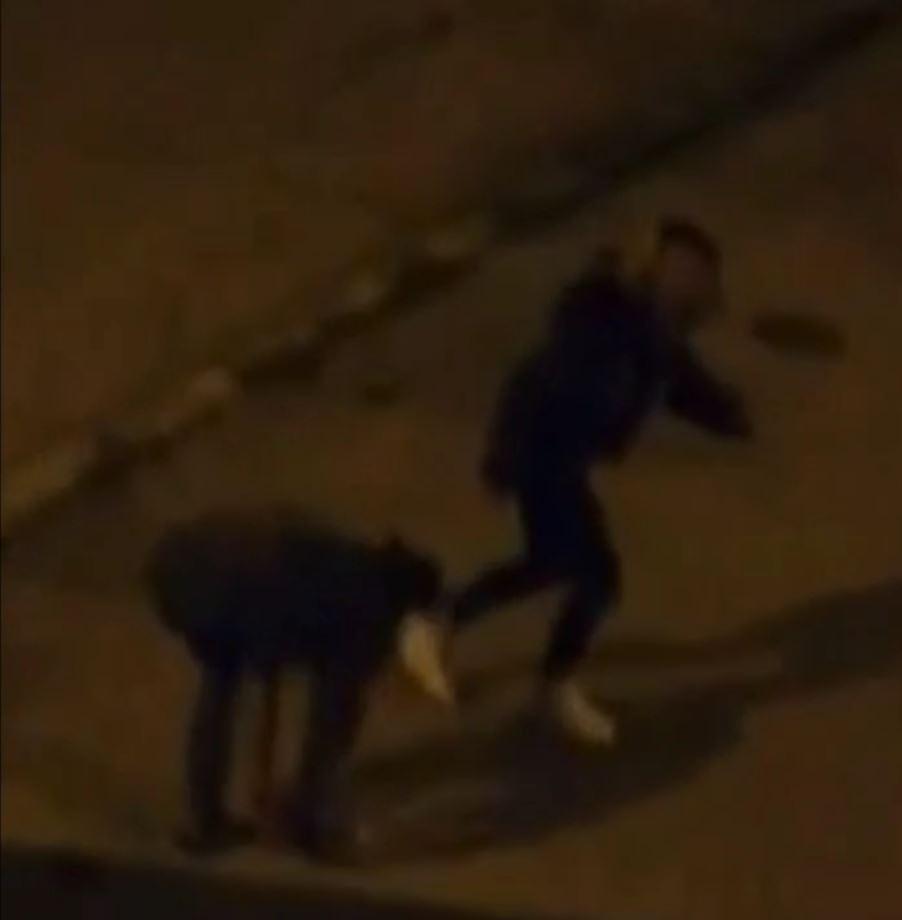 Campobasso, picchia e trascina per strada la ragazza: il video fa il giro del web