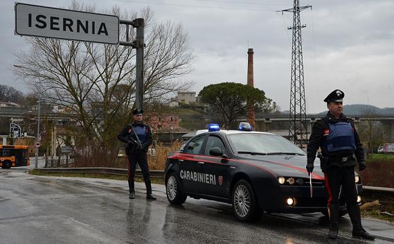 Castelpetroso, deve scontare due anni di pena: rom ai domiciliari