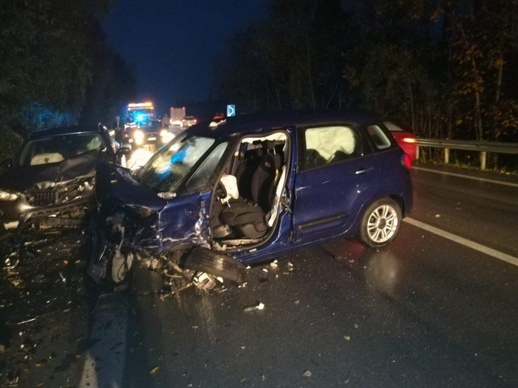 Schianto sulla statale 17 a Pettoranello: muore uno dei feriti
