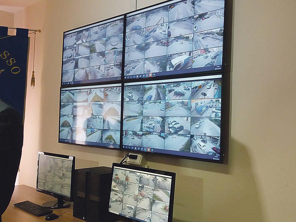 Videosorveglianza flop a Campobasso, il sistema è ancora in 'modalità test'
