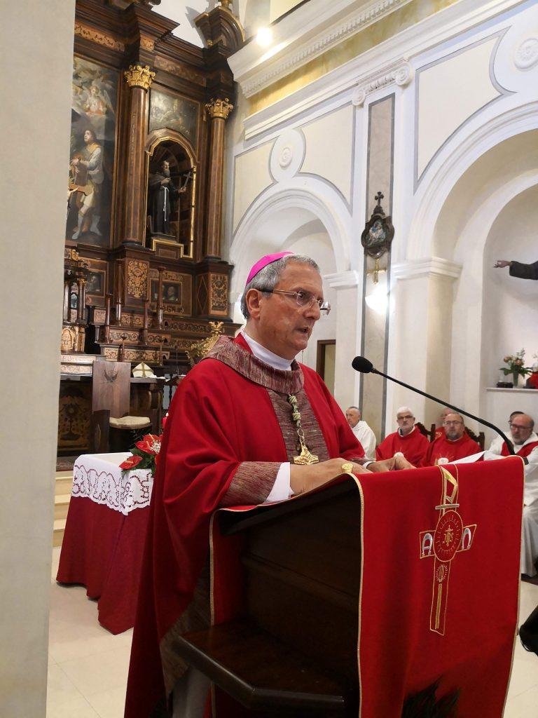 No turbogas, il vescovo Cibotti aderisce alla lotta e scrive a Toma e De Luca