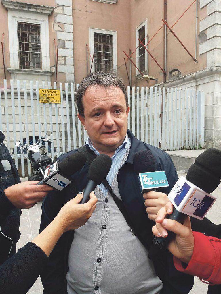 Campobasso, lettera con proiettili in casa Di Giacomo: minaccia che va oltre la semplice intimidazione