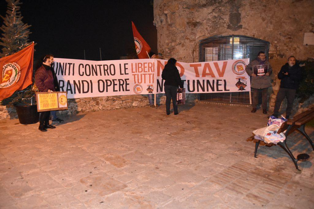 Termoli, i 'No Tunnel' tornano alla carica: Roberti decida