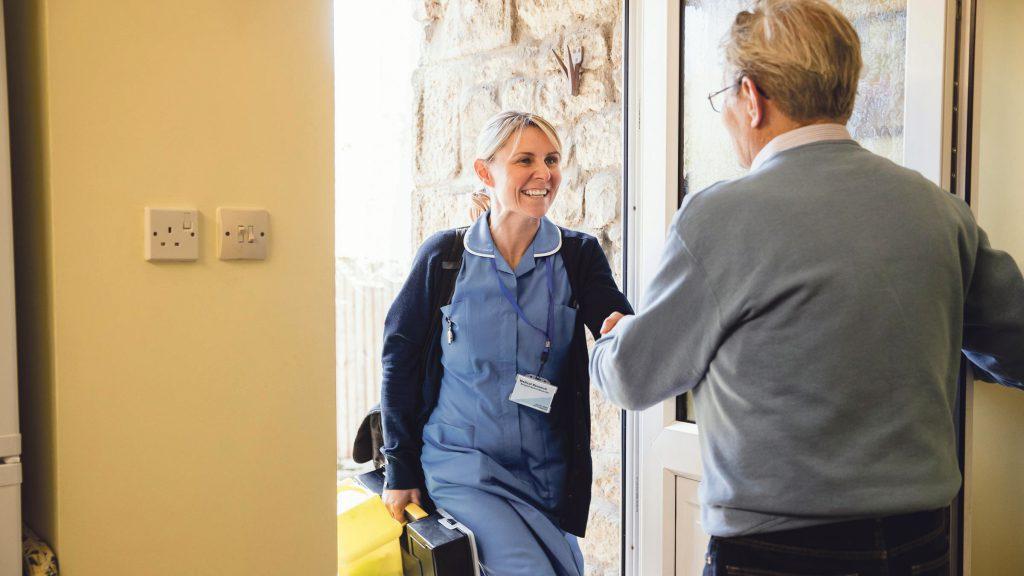 Sanità, l'infermiere di comunità protagonista del Patto della salute