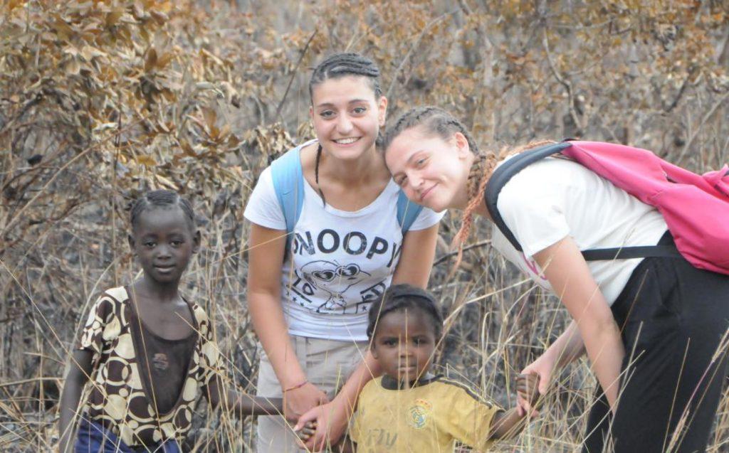 Aiutiamoli a casa loro, l'agnonese Marika l'ha fatto ed è andata in Congo