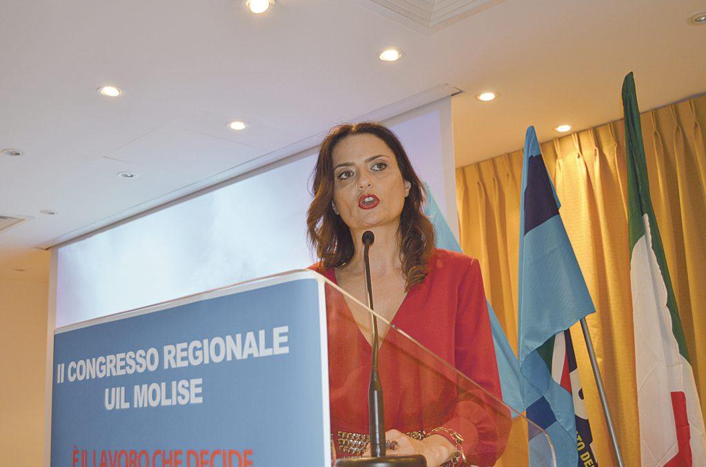 Tecla Boccardo (Uil): urge ripensare il sistema e guardare già a domani