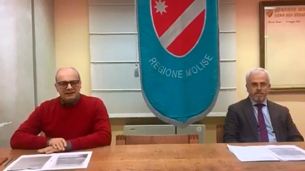 Test covid ai sanitari, ok di Toma: «Insisterò con Roma: priorità a 118 e personale ospedaliero»