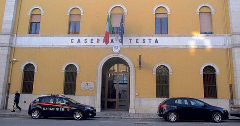 Primo militare contagiato a Campobasso, sanificata la caserma