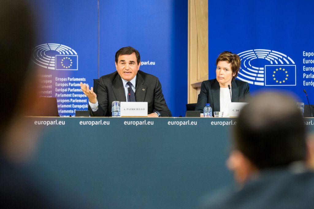 Covid e piano Ue, Patriciello: l'Europa c'è, ora il Governo acceleri