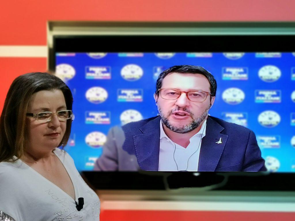 Prima uscita di Salvini dopo il lockdown: «In realtà che spesso Roma dimentica...»