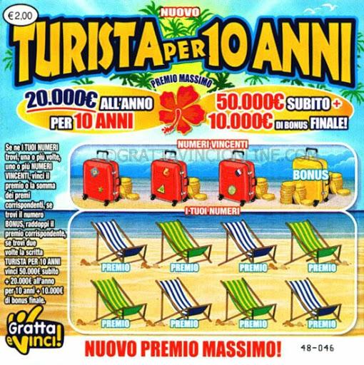 La dea bendata fa tappa a Isernia, vinti 260mila euro con un 'Gratta e Vinci'