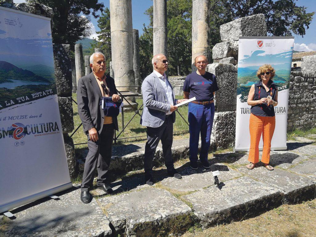Turismo è cultura, il bando si allunga al 2021: due milioni per eventi che promuovono il Molise