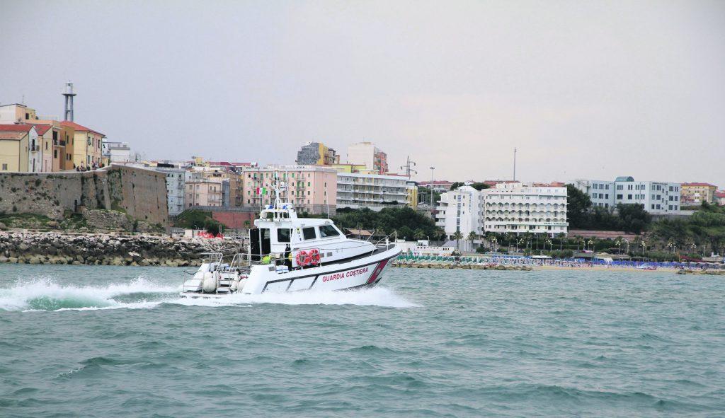 Termoli, bilancio di Ferragosto: multe a raffica e 13 persone tratte in salvo
