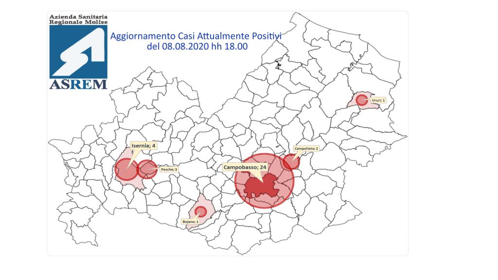 Regione virtuosa insieme alla Sardegna: contagi inchiodati a quota zero