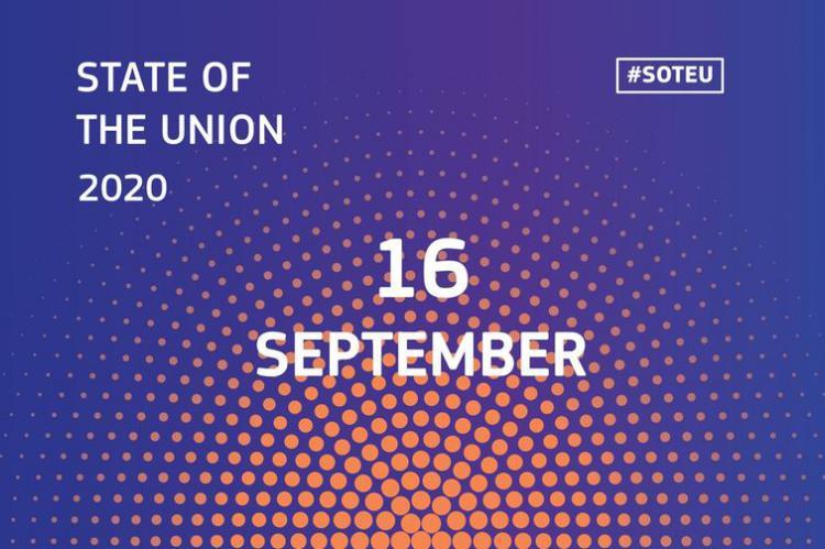 Discorso sullo Stato dell?Unione dell?Unione europea della Presidente della Commissione europea Ursula von der Leyen dinanzi alla Plenaria del Parlamento europeo