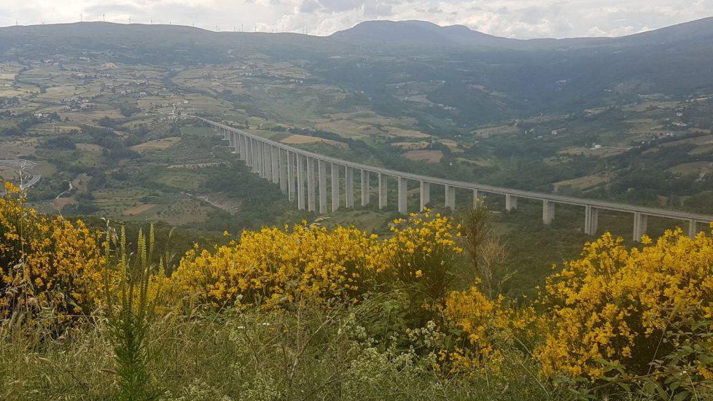 Lavori agli sgoccioli, nuova vita per il viadotto Verrino
