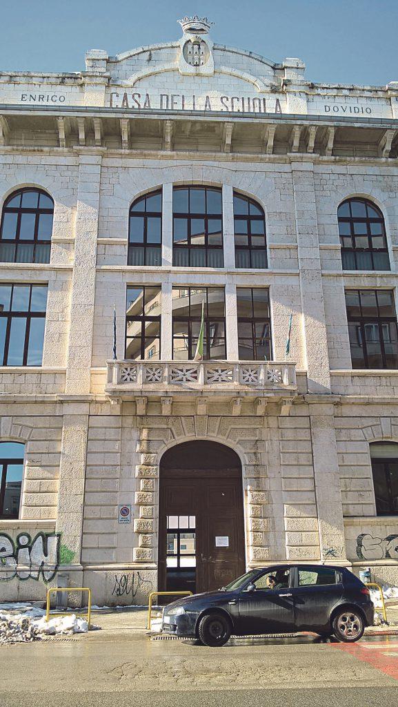 Campobasso, la Casa della scuola inserito nel fondo del Mibact: sarà ristrutturata
