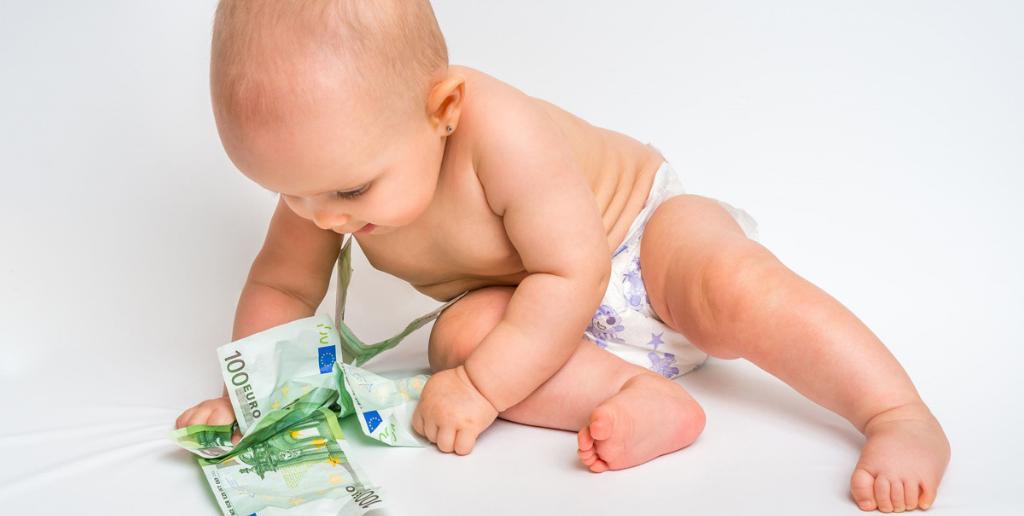 Il Comune di Tufara incentiva la natalità, bonus per il bebè