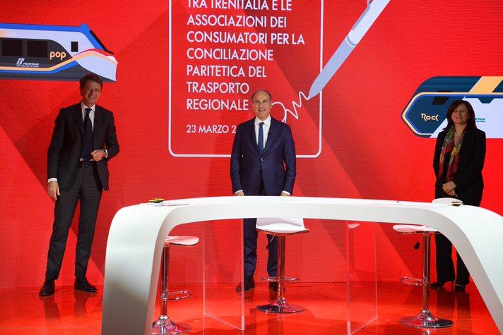 Piccole controversie, Trenitalia 'concilia' pure per le tratte regionali